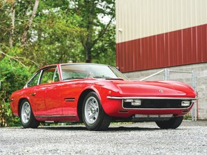 1969 Lamborghini Islero S by Marazzi For Sale by Auction