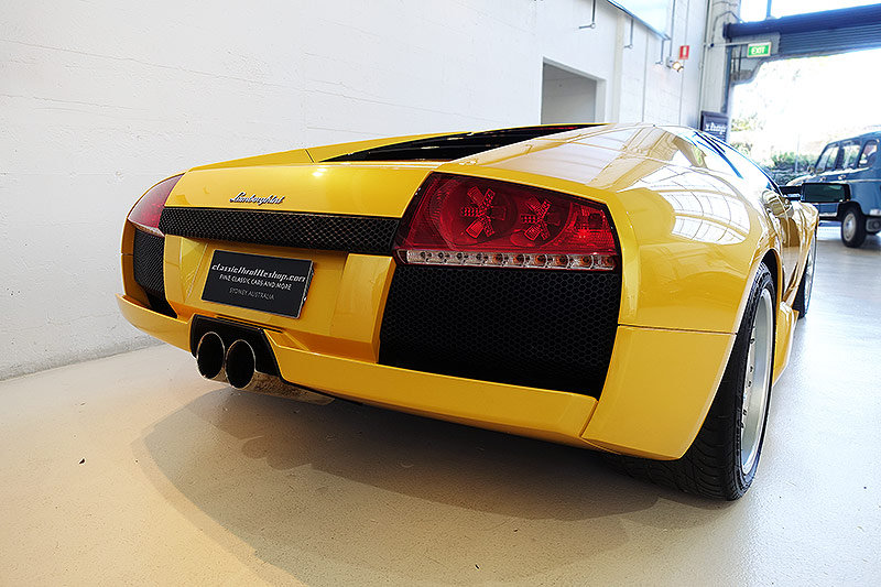 2002 Lamborghini Murcielago, low kms, immaculate, fast For Sale (picture 2 of 6)