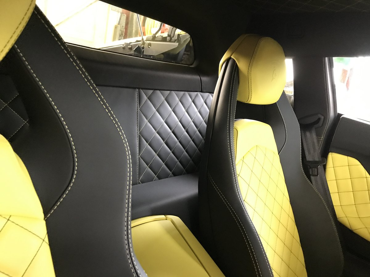 2014 Lamborghini 50th Aniversario LP720 Aventador For Sale (picture 2 of 5)