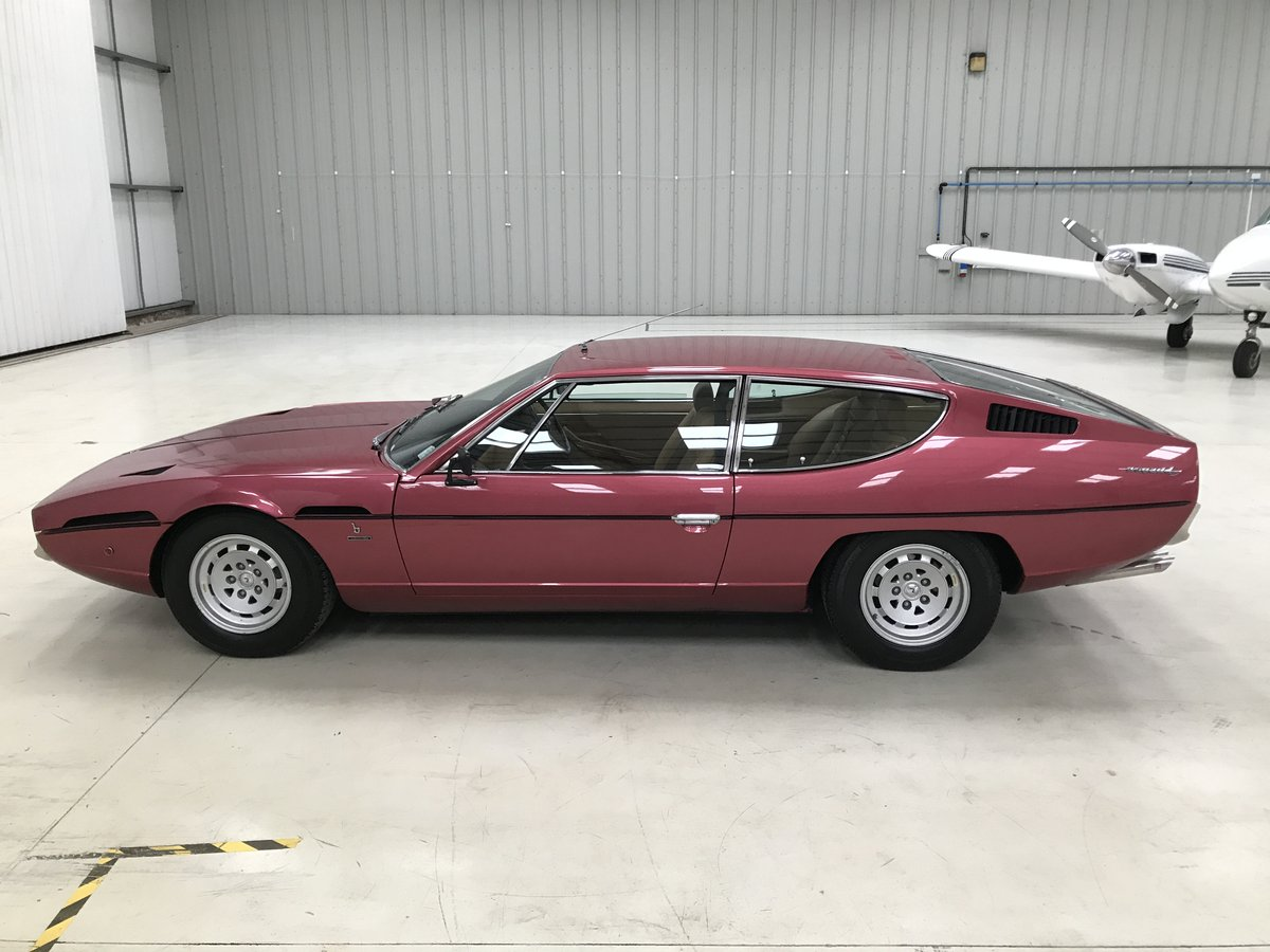 1973 Lamborghini Espada Factory RHD Manual For Sale (picture 3 of 6)