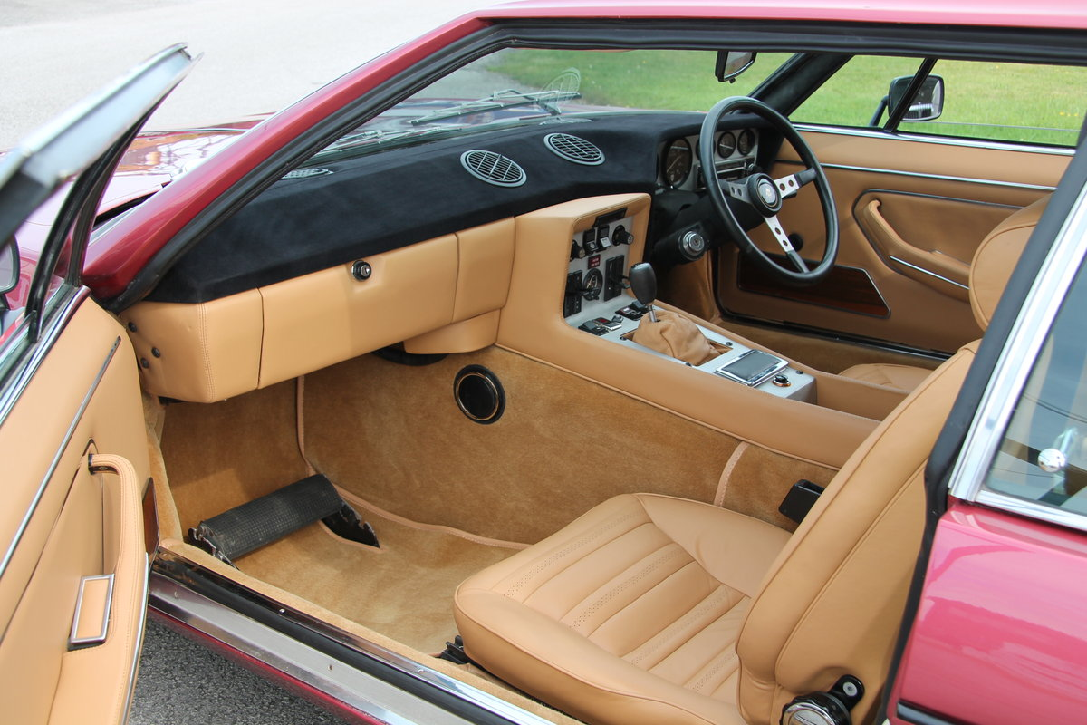 1973 Lamborghini Espada Factory RHD Manual For Sale (picture 6 of 6)