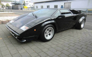 1985 Lamborghini Countach 5000 QV For Sale by Auction