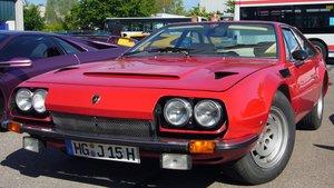 1973 Lamborghini Jarama Rare RHD