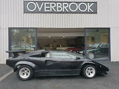 1989 Lamborghini Countach Mirage mk2 Replica BMW V12 ENGINE*MANY  For Sale (picture 1 of 6)