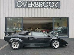 1989 Lamborghini Countach Mirage mk2 Replica BMW V12 ENGINE*MANY