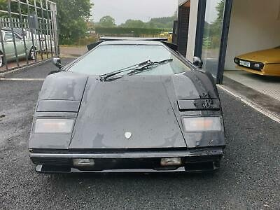 1989 Lamborghini Countach Mirage mk2 Replica BMW V12 ENGINE*MANY  For Sale (picture 2 of 6)