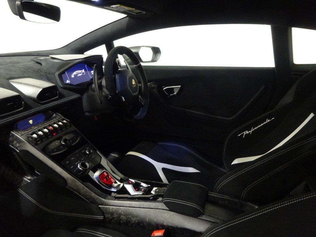 2018 Lamborghini Huracan - 5.2L LP 640-4 PERFORMANTE For Sale (picture 5 of 6)