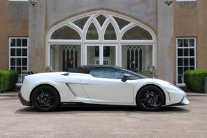 2011 Performante Spyder 5.2 V10 LP570-4 E-GEAR