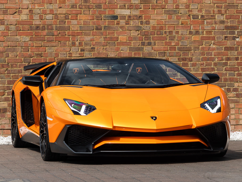 2016 Lamborghini Aventador Lp 750 4 Sv Roadster For Sale Car And