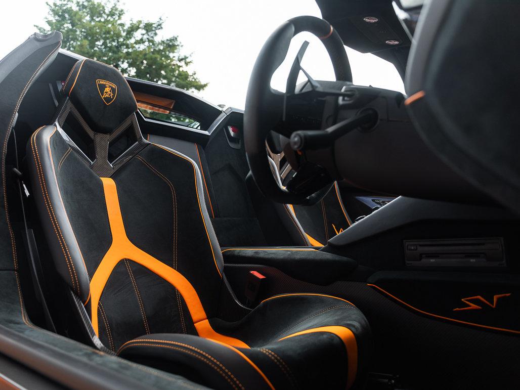 2016 Lamborghini Aventador LP 750-4 SV Roadster For Sale (picture 5 of 24)