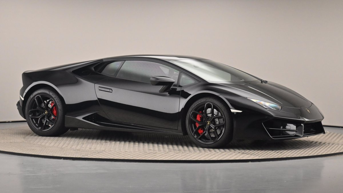 2017 Used LAMBORGHINI HURACAN 5.2 LP 580-2 for sale For Sale (picture 1 of 6)