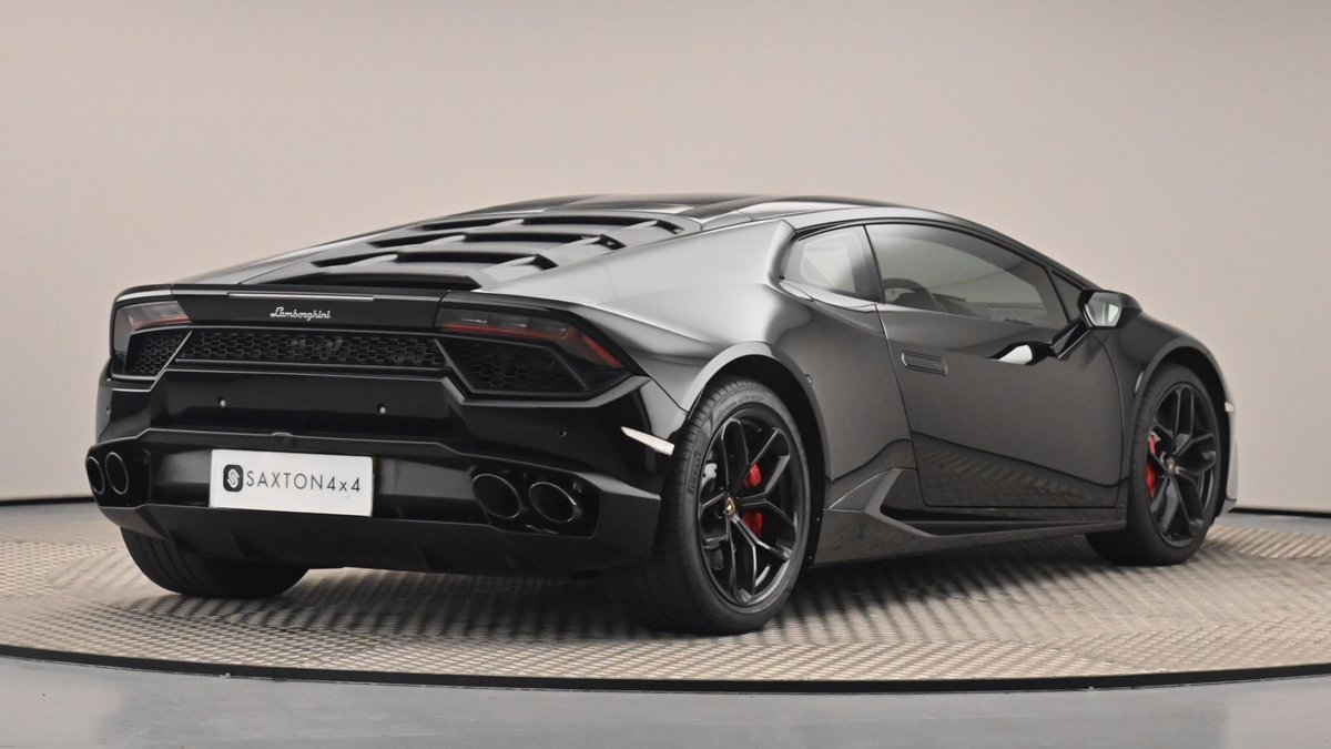 2017 Used LAMBORGHINI HURACAN 5.2 LP 580-2 for sale For Sale (picture 5 of 6)