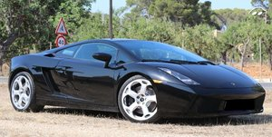 2004 LHD - Lamborghini Gallardo 5.0 V10 - 65,000 miles