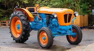 1961 LAMBORGHINI DLA 35 TRACTOR For Sale by Auction