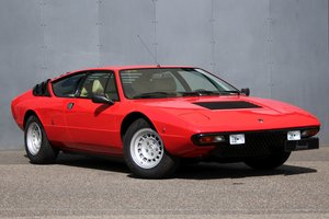 1975 Lamborghini Urraco P300 LHD - German first delivery
