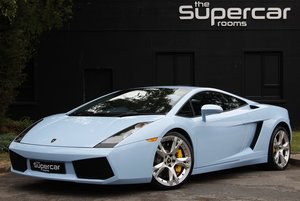 2007 Lamborghini Gallardo - Manual - 25K - Special Order Paint