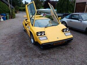 1990 Lamborghini countach replica