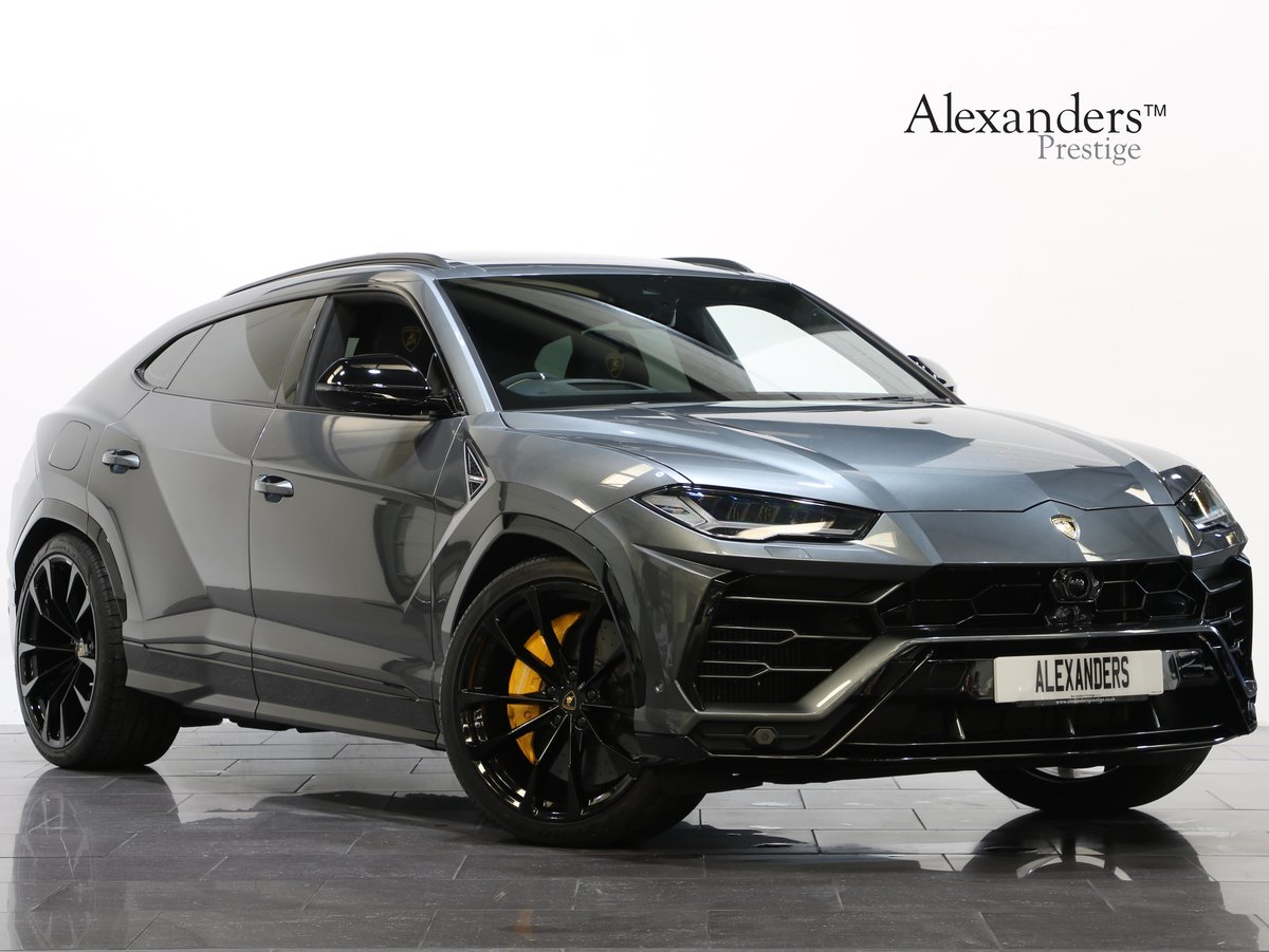 2019 19 68 LAMBORGHINI URUS 4 0T V8 BI-TURBO AUTO For Sale