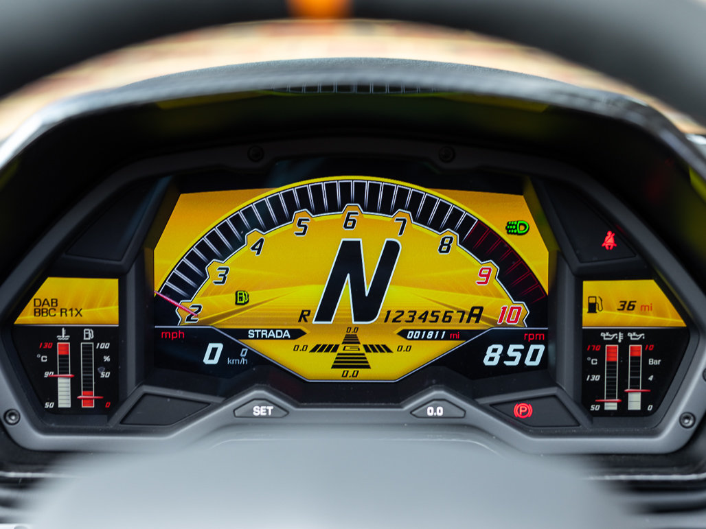2016 Lamborghini Aventador LP 750-4 SV Roadster For Sale (picture 7 of 24)