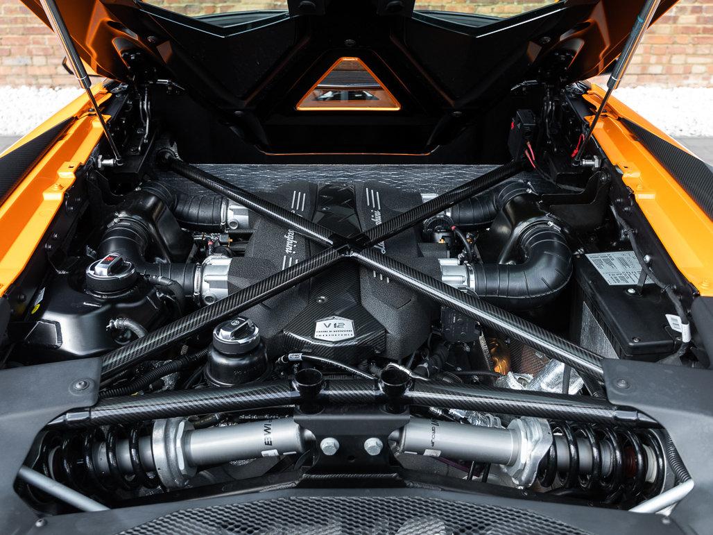 2016 Lamborghini Aventador LP 750-4 SV Roadster For Sale (picture 24 of 24)