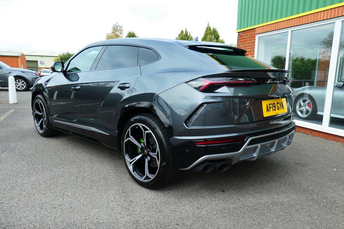 2019 Lamborghini Urus 19 Reg High Spec - Low Mileage SOLD (picture 2 of 6)