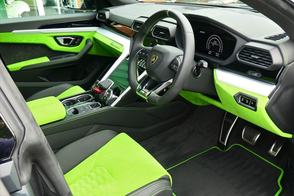 2019 Lamborghini Urus 19 Reg High Spec - Low Mileage SOLD (picture 3 of 6)