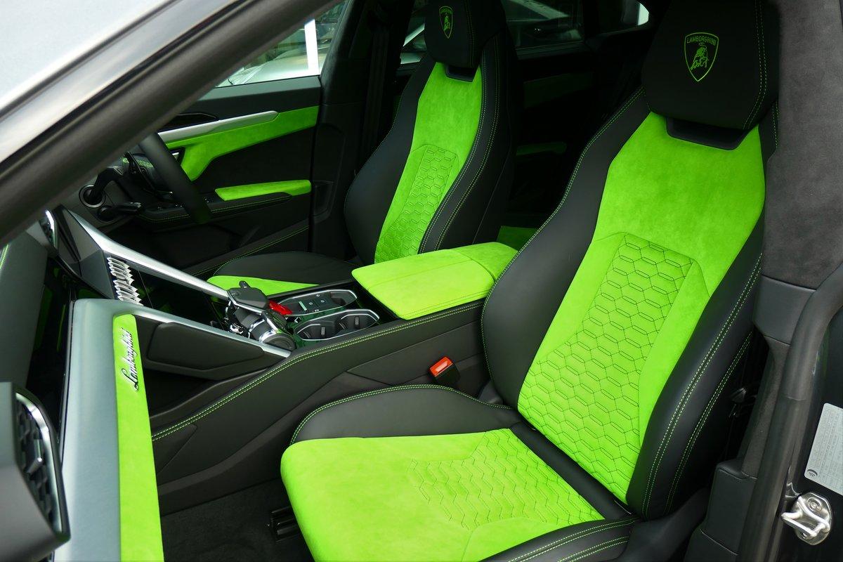 2019 Lamborghini Urus 19 Reg High Spec - Low Mileage SOLD (picture 4 of 6)