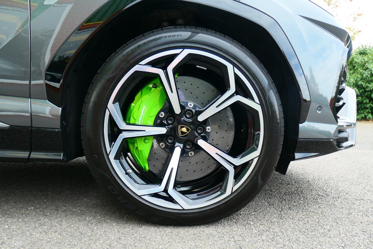 2019 Lamborghini Urus 19 Reg High Spec - Low Mileage SOLD (picture 5 of 6)