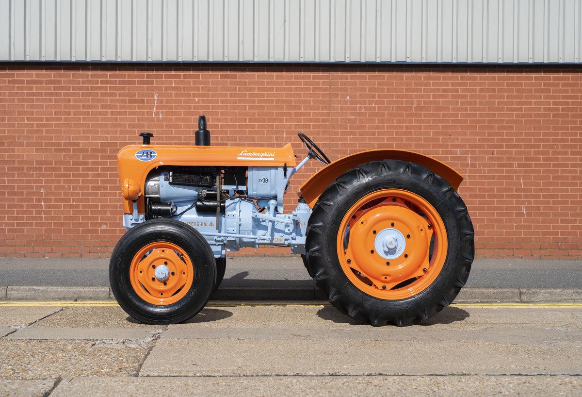 1964 Lamborghini 2R Tractor For Sale In London For Sale (picture 5 of 22)