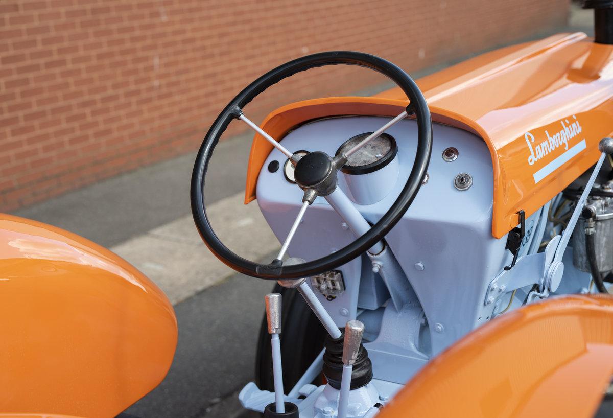 1964 Lamborghini 2R Tractor For Sale In London For Sale (picture 19 of 22)