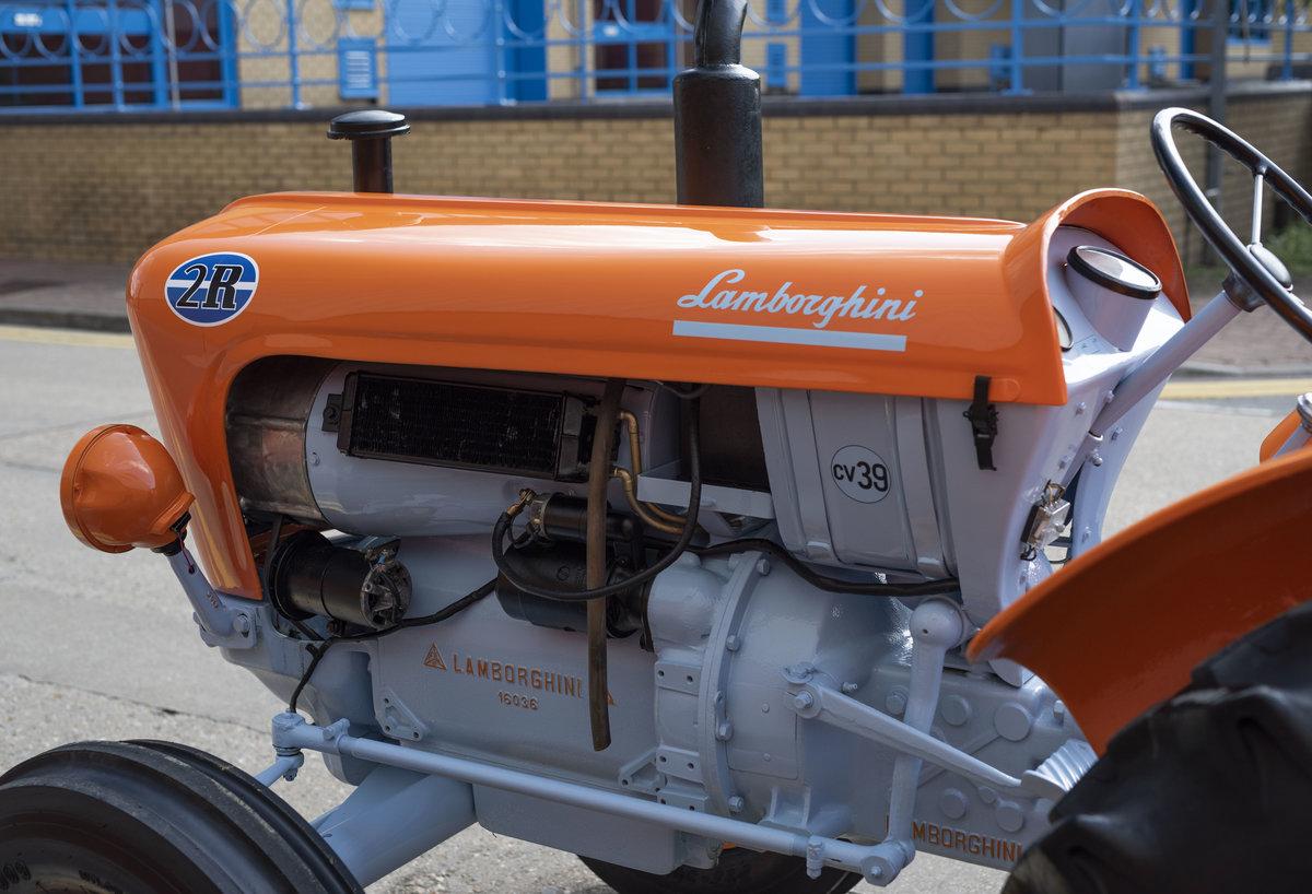 1964 Lamborghini 2R Tractor For Sale In London For Sale (picture 20 of 22)
