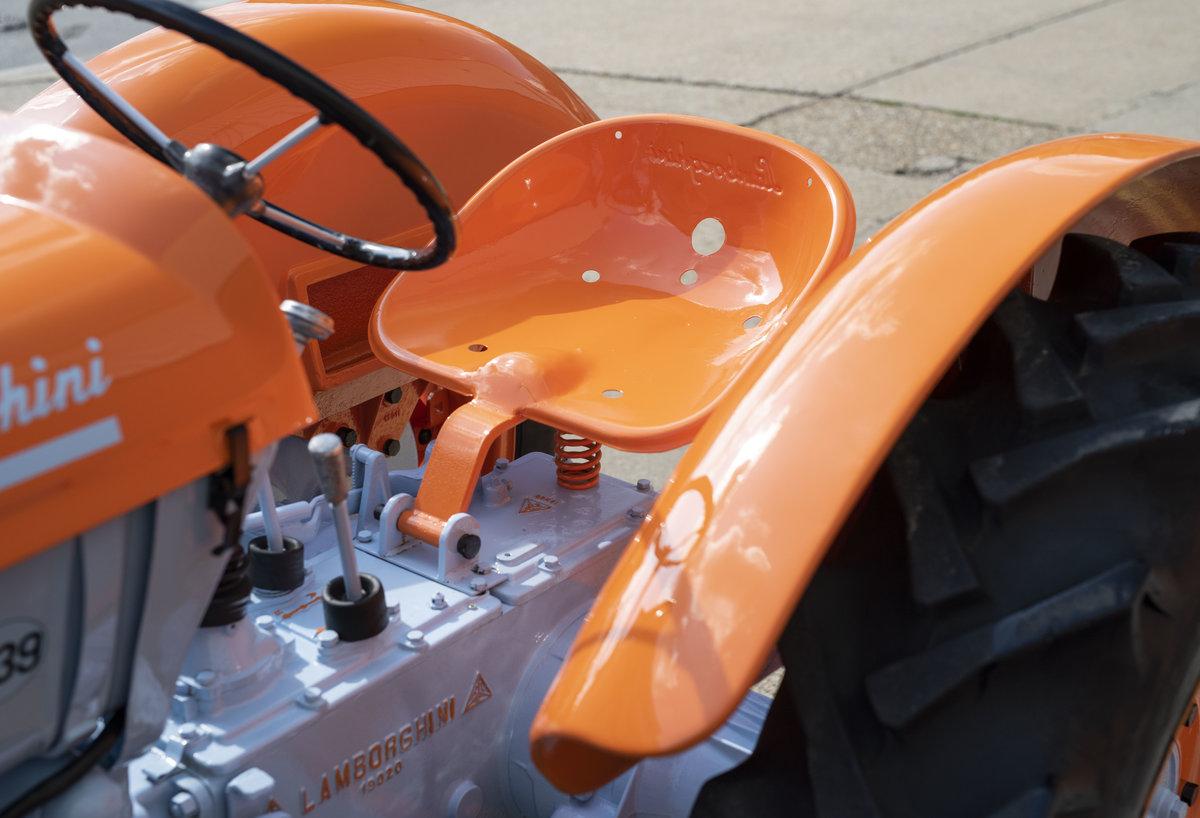 1964 Lamborghini 2R Tractor For Sale In London For Sale (picture 21 of 22)
