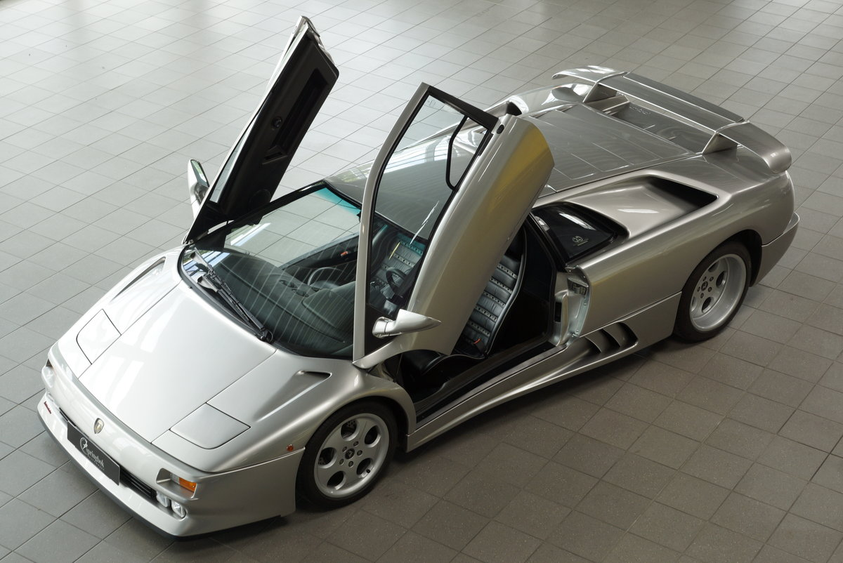 1996 Laborghini Diablo SE30 *orig. 432 km*Nr. 36 of 150* For Sale (picture 1 of 6)