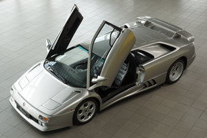 1996 Laborghini Diablo SE30 *orig. 432 km*Nr. 36 of 150* For Sale