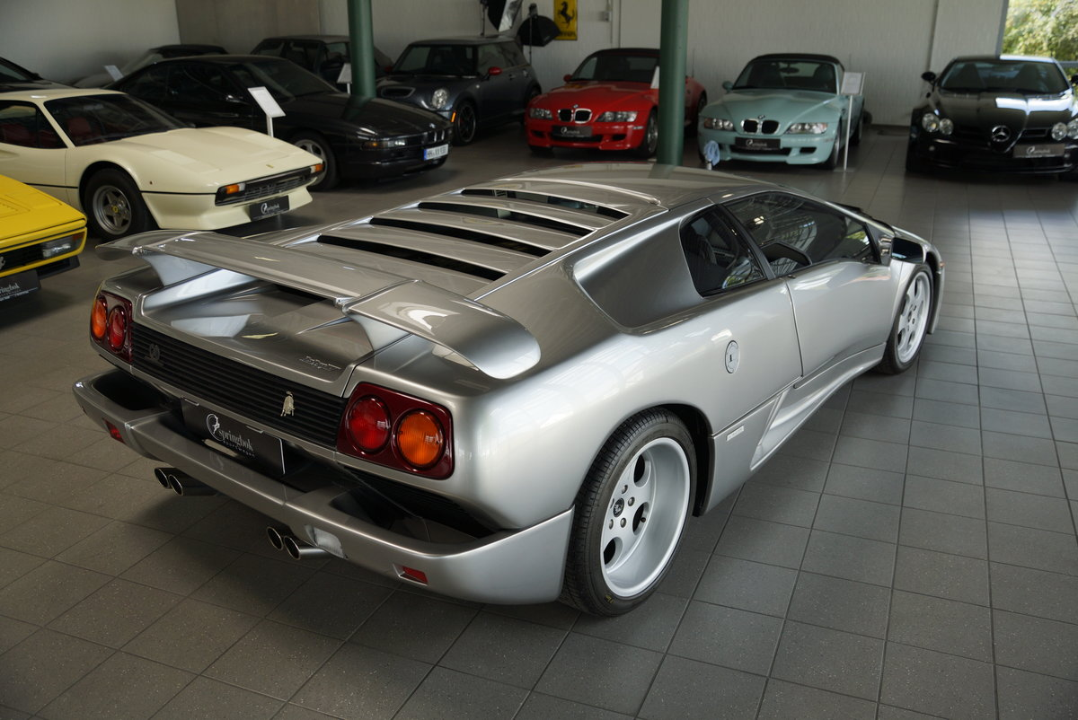 1996 Laborghini Diablo SE30 *orig. 432 km*Nr. 36 of 150* For Sale (picture 2 of 6)
