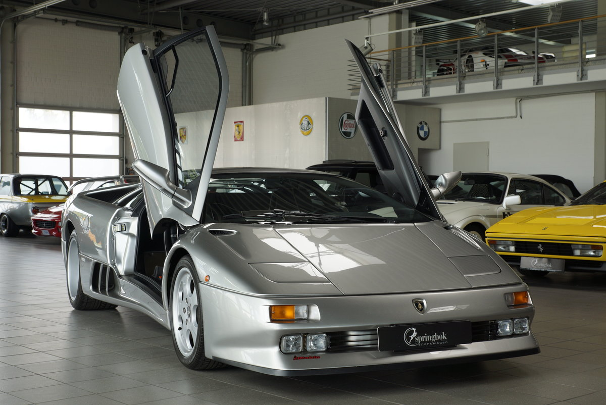1996 Laborghini Diablo SE30 *orig. 432 km*Nr. 36 of 150* For Sale (picture 3 of 6)