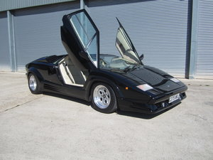 1989 Lamborghini Countach For Sale