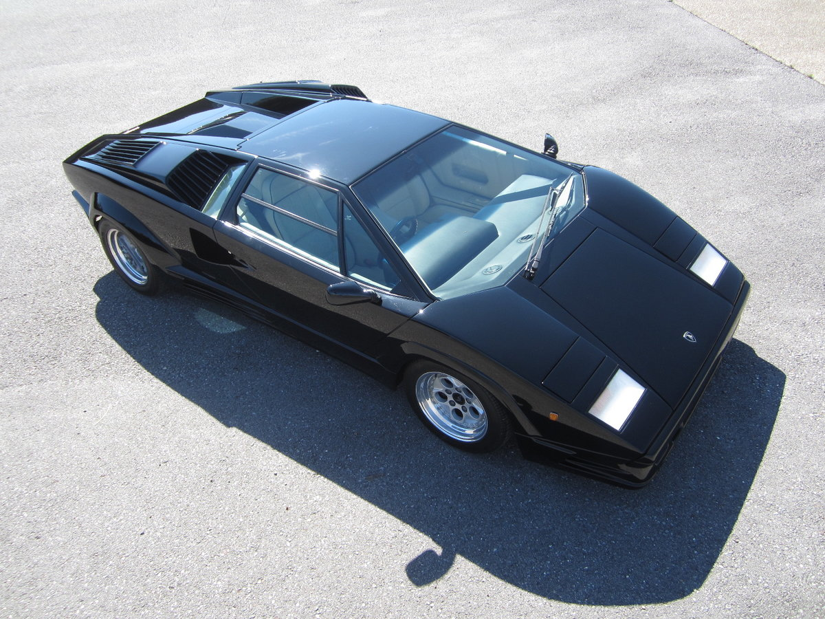 1989 Lamborghini Countach For Sale (picture 4 of 6)