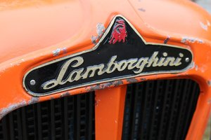 1965 LAMBORGHINI 1R SMALL DIESEL TRACTOR For Sale