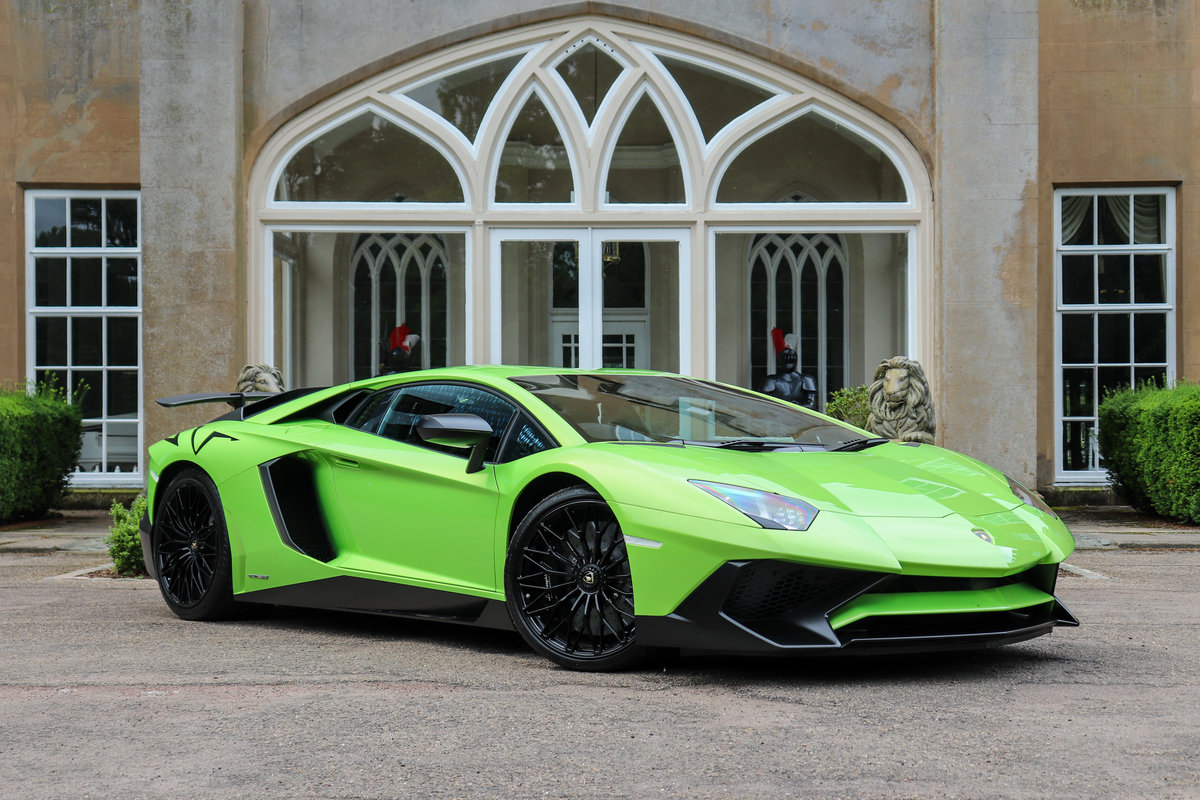 2016 Aventador SV Coupe For Sale (picture 1 of 6)