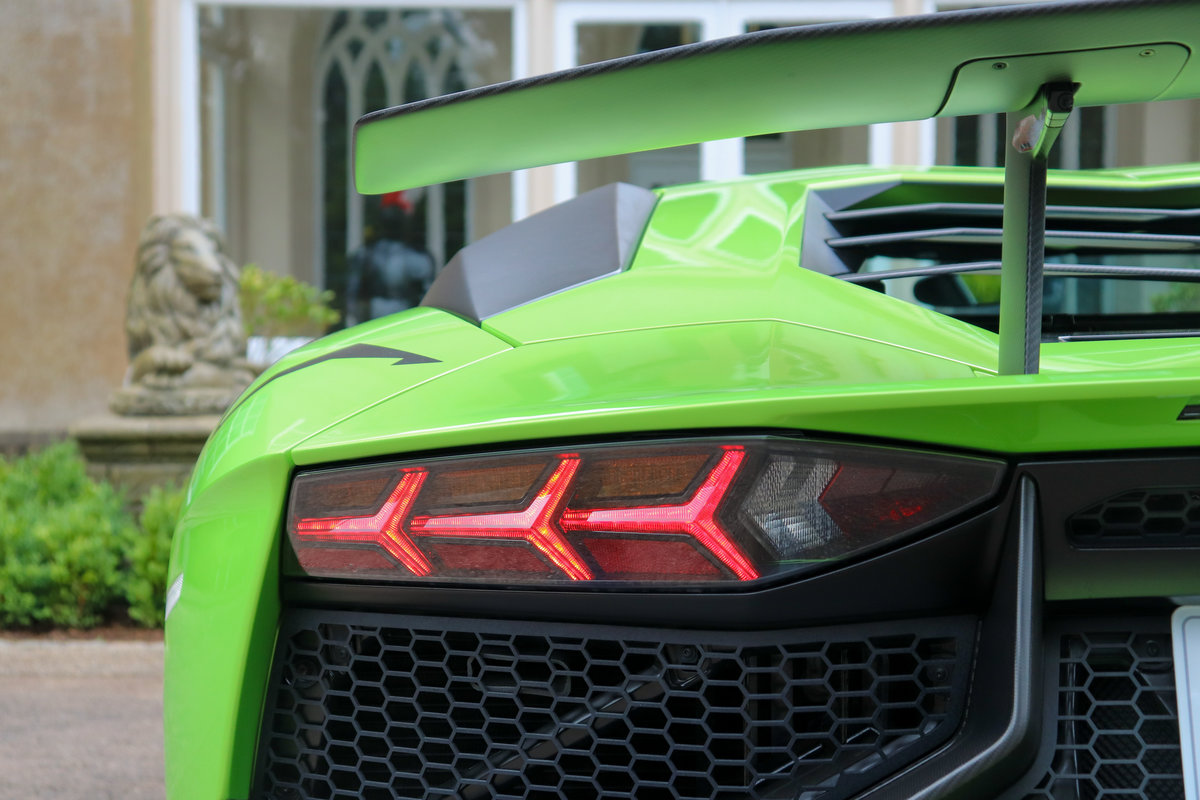 2016 Aventador SV Coupe For Sale (picture 5 of 6)