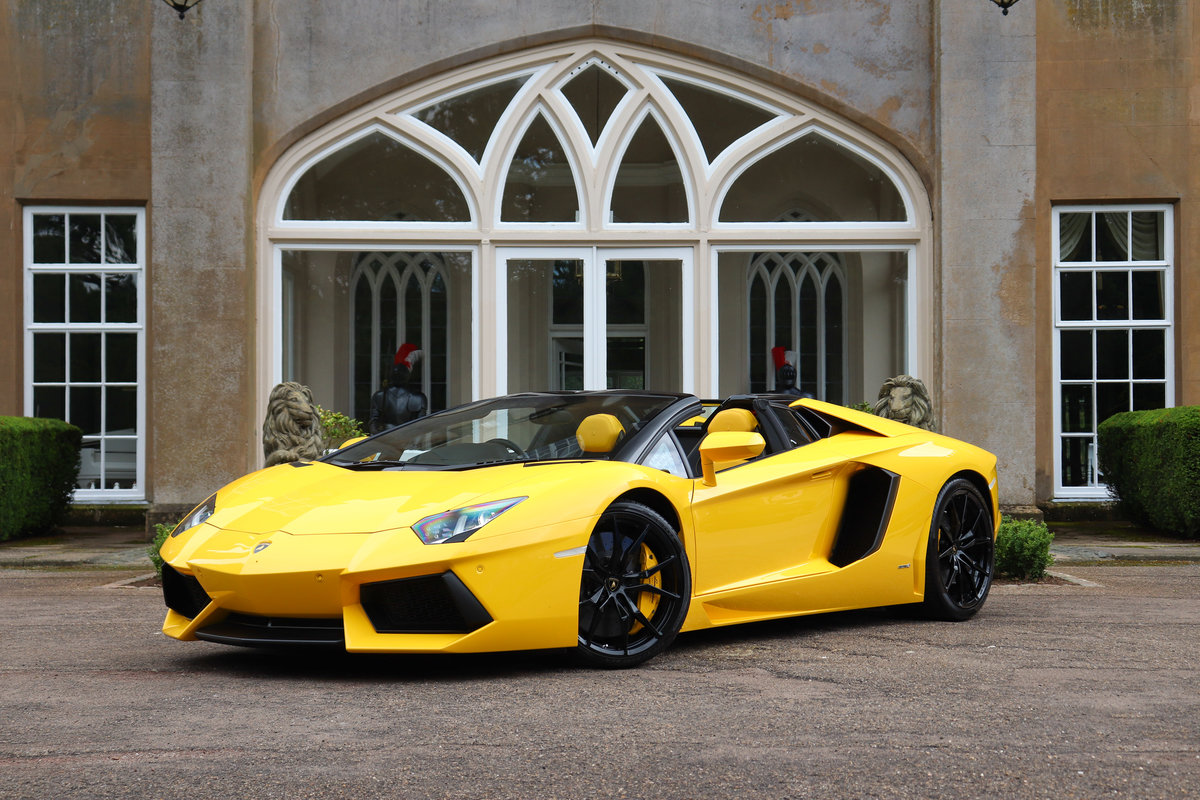 2017 Aventador Roadster LP700-4 For Sale (picture 1 of 6)