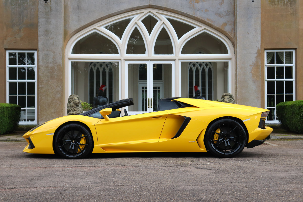 2017 Aventador Roadster LP700-4 For Sale (picture 3 of 6)