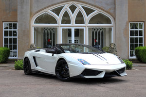 2011 Performante Spyder 5.2 V10 LP570-4 E-GEAR For Sale