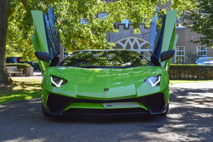 2016 Aventador SV Roadster LP750-4 For Sale