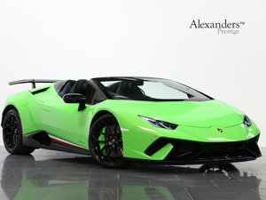 2019 19 19 LAMBORGHINI HURACAN PERFORMANTE AUTO For Sale
