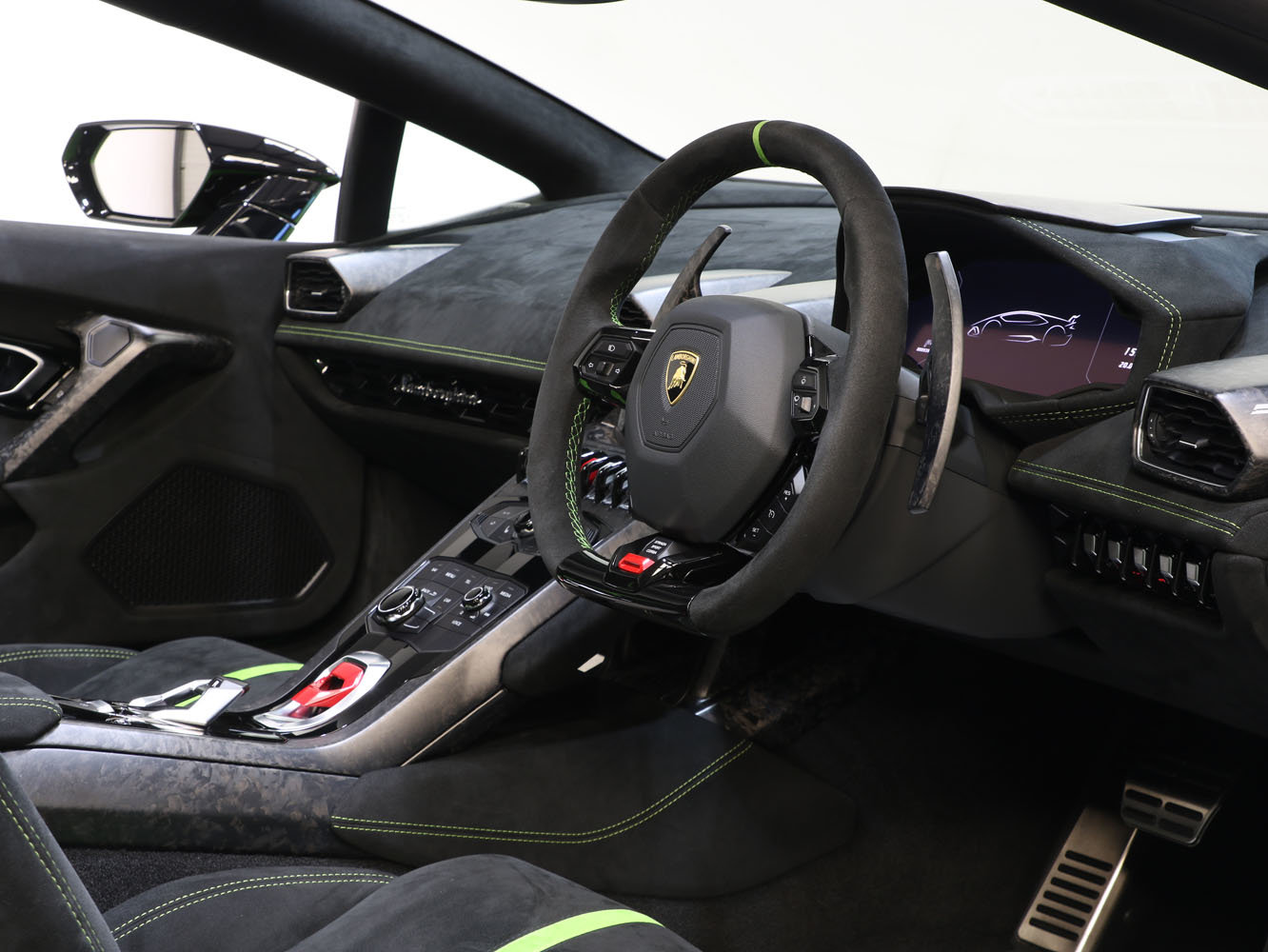 2019 19 19 LAMBORGHINI HURACAN SPYDER PERFORMANTE AUTO For Sale (picture 5 of 6)
