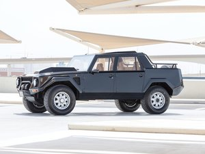 1990 Lamborghini LM002  For Sale by Auction