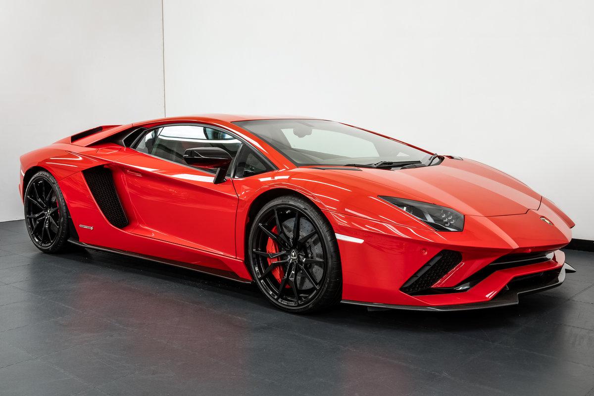 2017 Lamborghini Aventador For Sale Car And Classic