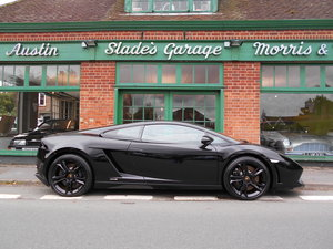 2008 Lamborghini Gallardo Coupe E-Gear